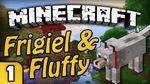 Affiche Frigiel & Fluffy