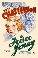 Affiche Frisco Jenny