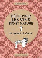 Couverture Découvrir les vins bio et nature