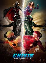 Affiche Crisis on Earth-X