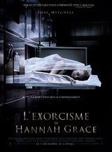 Affiche L'Exorcisme de Hannah Grace