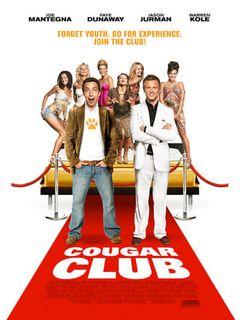 Affiche Cougar Club