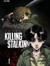Couverture Killing Stalking