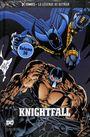 Couverture Knightfall, 3e Partie - La légende de Batman, tome 30