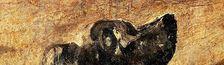 Cover il y a un chien dans ce film (dessin de Francisco de Goya)