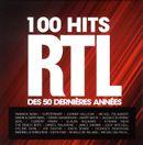 Pochette 100 hits RTL des 50 dernières années