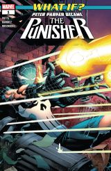 Couverture What if? Punisher