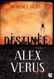 Couverture Alex Verus - Destinee