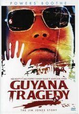 Affiche Guyana Tragedy: The Story of Jim Jones