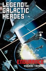 Couverture Legend of the Galactic Heroes Vol. 3