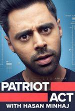 Affiche Hasan Minaj : Un patriote américain