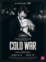Affiche Cold War