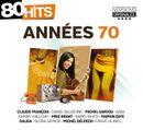 Pochette 80 Hits : Années 70