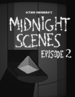 Jaquette Midnight Scenes Episode 2: The Goodbye Note