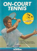 Jaquette On-Court Tennis