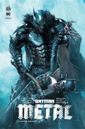 Couverture Matière hurlante - Batman Metal, tome 3
