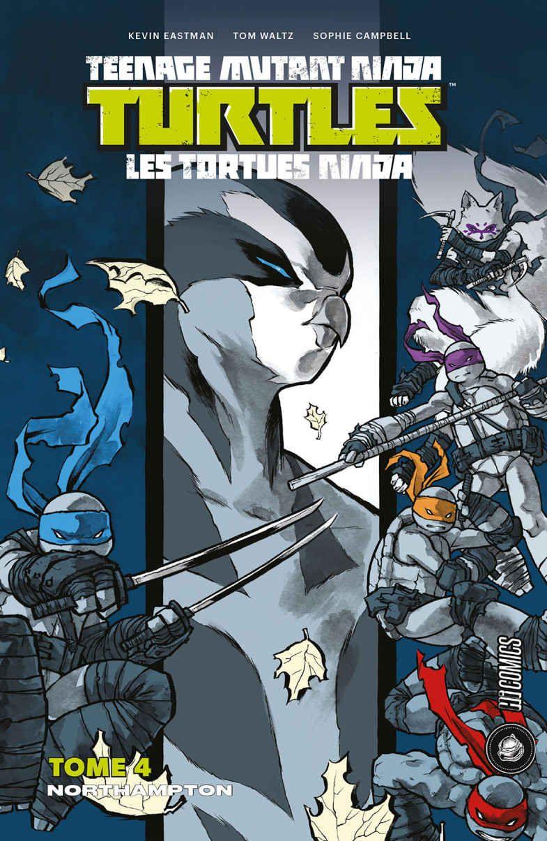 Northampton les tortues ninja tome 4 senscritique - Les 4 tortues ninja ...