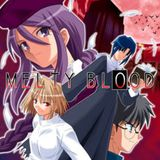 Jaquette Melty Blood