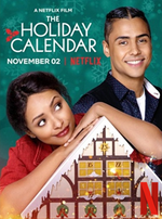 Affiche The Holiday Calendar