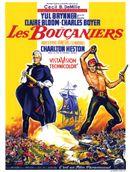 Affiche Les Boucaniers