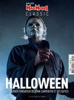 Couverture Mad Movies Classic : Halloween