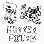 Jaquette Hidden Folks
