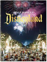 Couverture Walt Disney's Disneyland