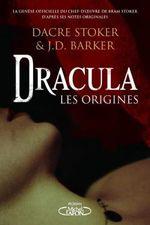 Couverture Dracula : Les origines