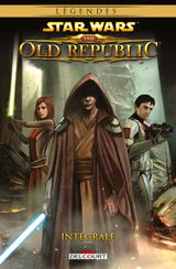 Couverture Star Wars: The Old Republic, Intégrale