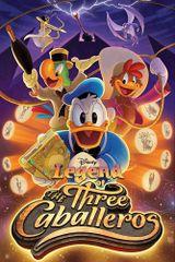 Affiche La Légende des Trois Caballeros