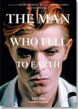 Couverture The Man Who Fell to Earth