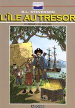 Couverture L'Île au trésor
