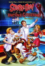 Affiche Scooby-Doo et Le Fantôme gourmand