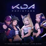 Pochette POP/STARS (Single)
