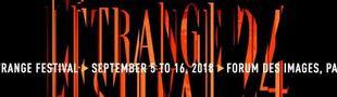Cover L'Etrange Festival XXIVème édition (2018)