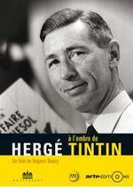Affiche Hergé à l'ombre de Tintin