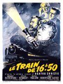 Affiche Le Train de 16h50