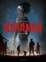 Couverture Dispersion - Katanga, tome 3