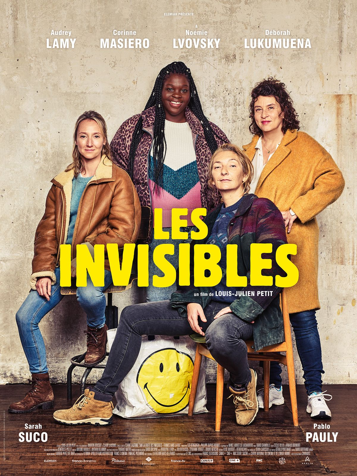 Les Invisibles - Film (2019) - SensCritique