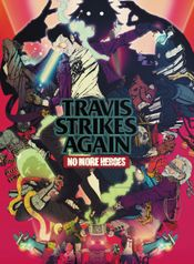 Jaquette Travis Strikes Again : No More Heroes