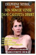 Affiche Son nom de Venise dans Calcutta désert