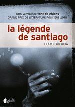 Couverture La légende de Santiago