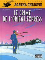 Couverture Le Crime de l'Orient-Express - Agatha Christie, tome 1