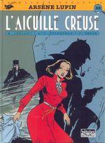 Couverture L'Aiguille creuse - Arsène Lupin, tome 5
