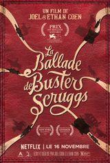 Affiche La Ballade de Buster Scruggs