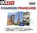 Pochette 80 Hits : Chanson française