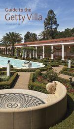 Couverture Guide to the Getty Villa
