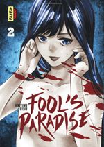 Couverture Fool's Paradise, tome 2