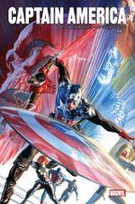 Couverture Captain America par Ed Brubaker & Steve Epting, tome 4