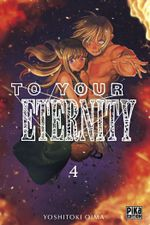 Couverture To Your Eternity, tome 4
